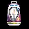 Philips LED Filament 4W (40W) E27 WW A60  ND/4