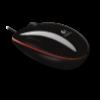 Logitech Laser Mouse M150 - Grape Flash Jaffa
