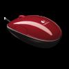 Logitech Laser Mouse M150 - Cinammon